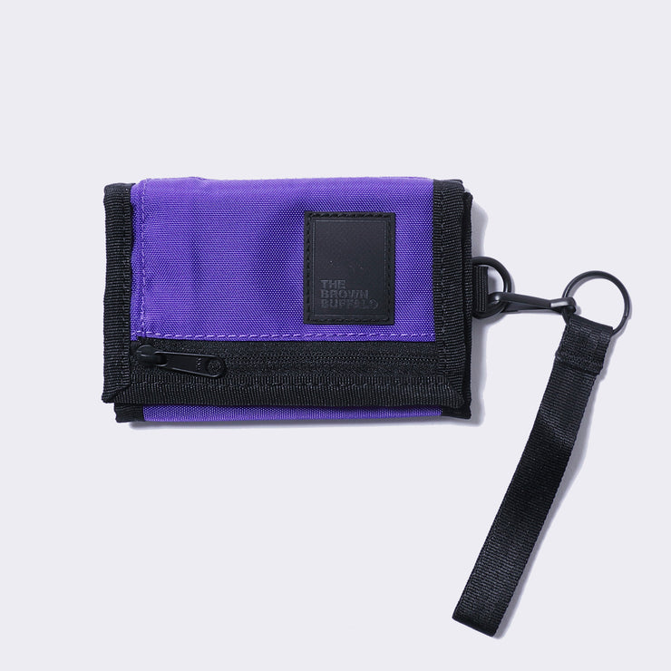 TRIFOLD WALLET - PURPLE