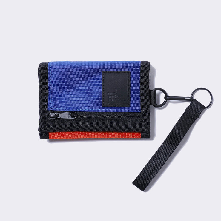 TRIFOLD WALLET - ROYAL