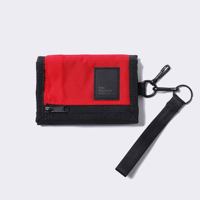 TRIFOLD WALLET - RED
