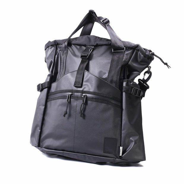 HELMET BACKPACK - STORMPROOF BLACK