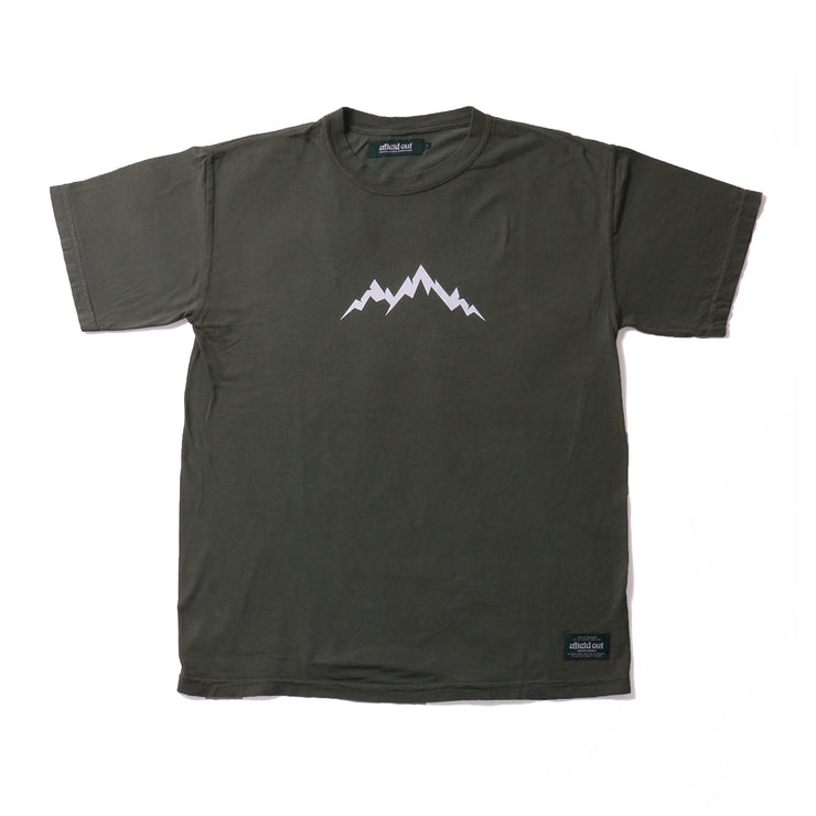 ALP T SHIRT - FOREST GREEN