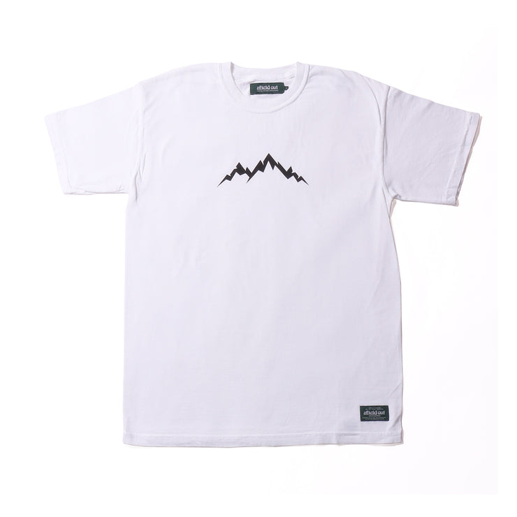 ALP T SHIRT - WHITE