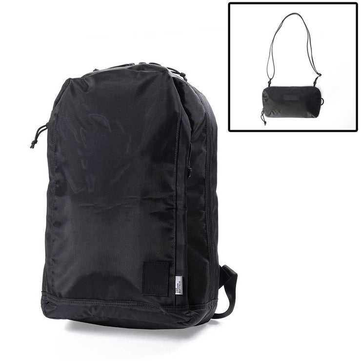 CONCEAL BACKPACK - REFLECTIVE BLACK