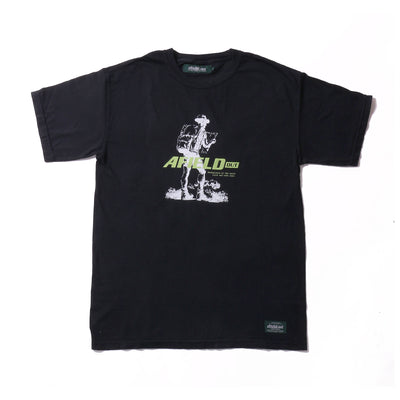 BUSHWALKER T SHIRT - BLACK