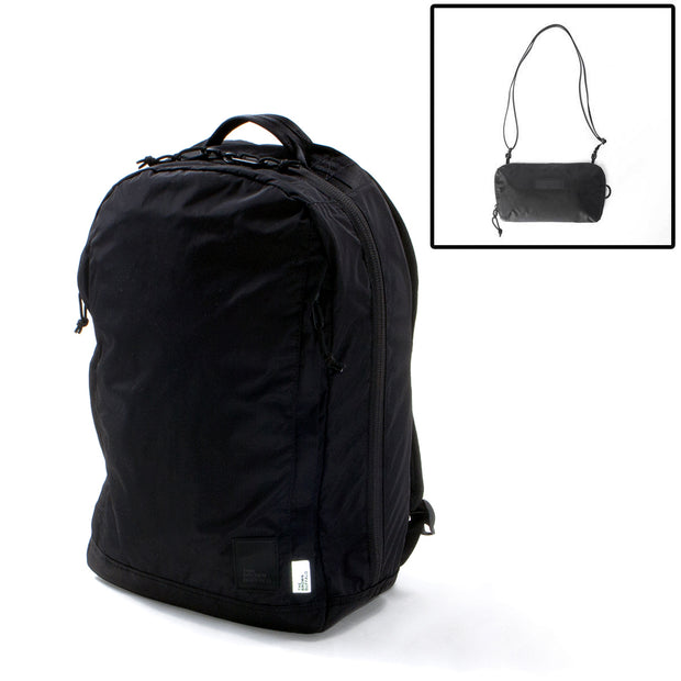 CONCEAL BACKPACK - FLIGHT BLACK