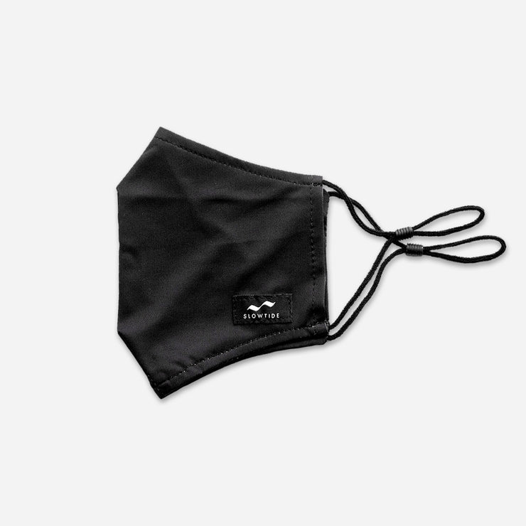 SLOWTIDE MASK - BLACK