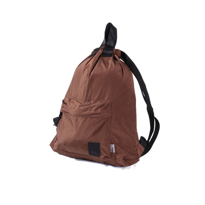 HOBO BACKPACK - FLIGHT CHOCOLATE