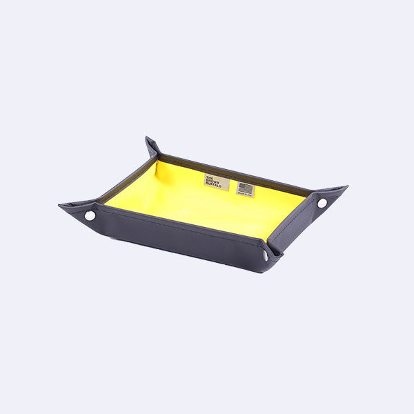 BB VALET TRAY - YELLOW
