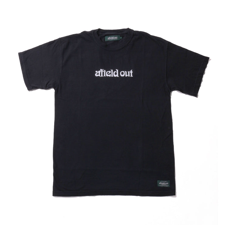 LOGO T SHIRT - BLACK