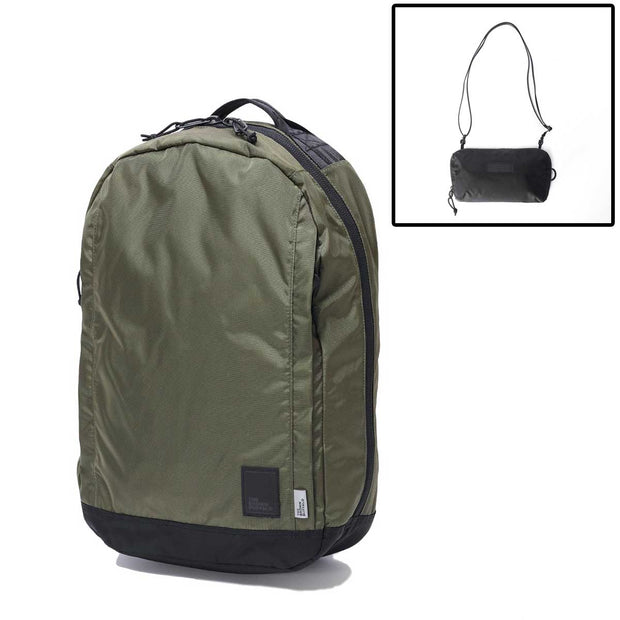 CONCEAL BACKPACK - OLIVE
