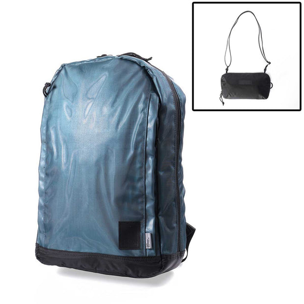 CONCEAL BACKPACK - REFLECTIVE TEAL