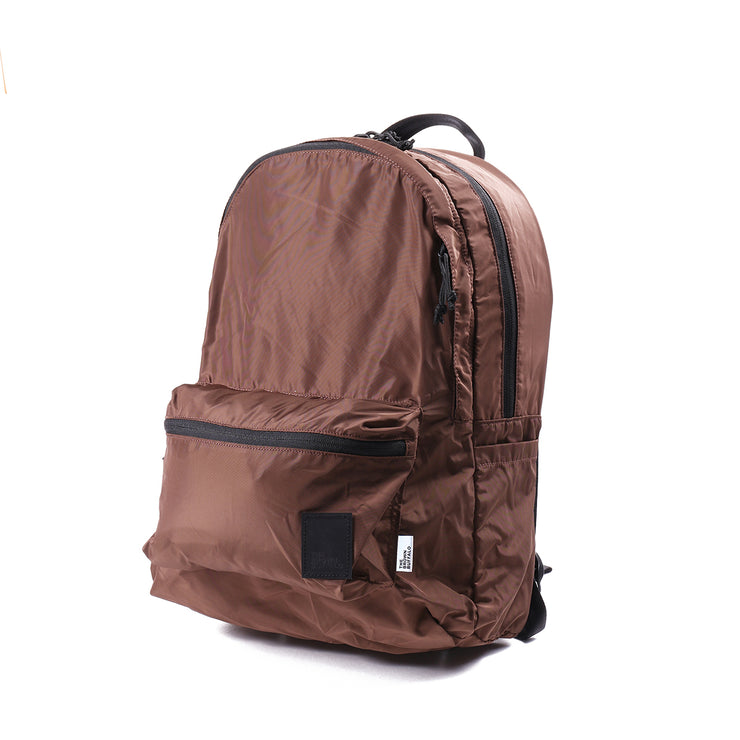 STANDARD ISSUE BACKPACK - FLIGHT CHOCOLATE