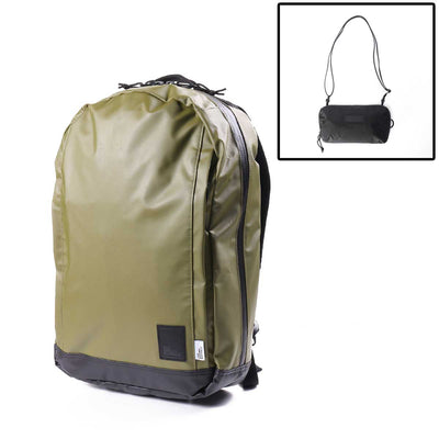CONCEAL BACKPACK - STORMPROOF OLIVE
