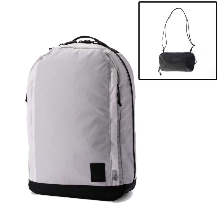 CONCEAL BACKPACK - WHITE