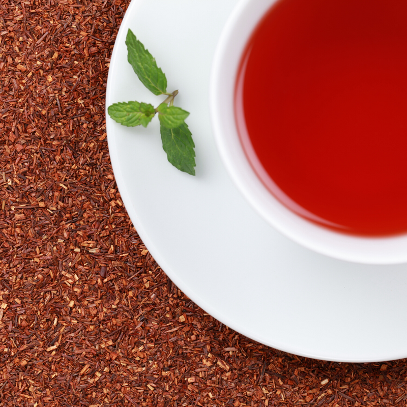 Try Rooibos tea for kidney stones