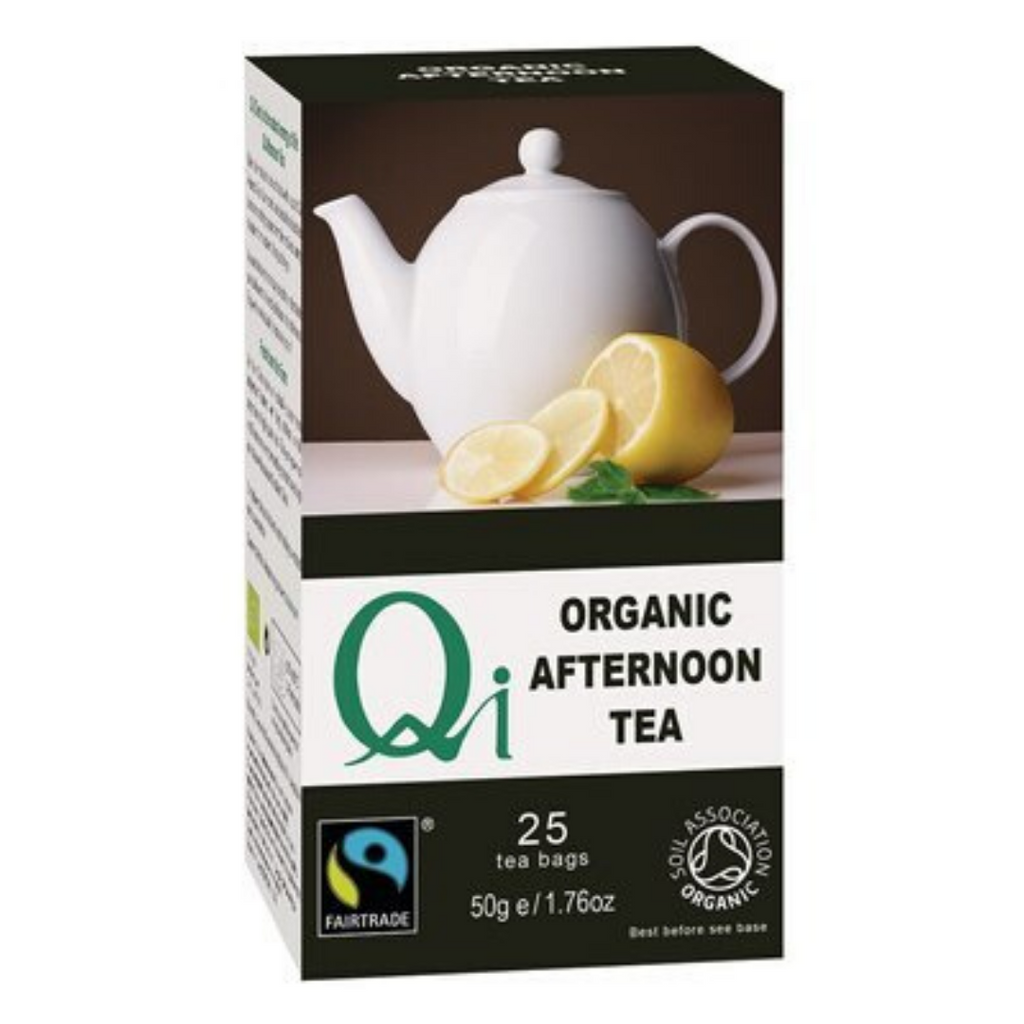 Organic Afternoon tea