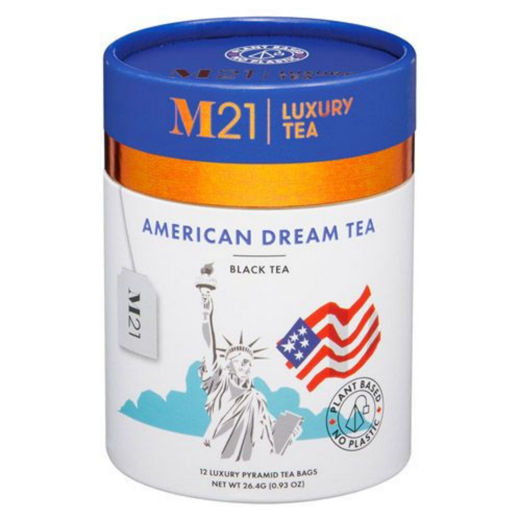 American Dream Tea - 12ct Luxury Canister