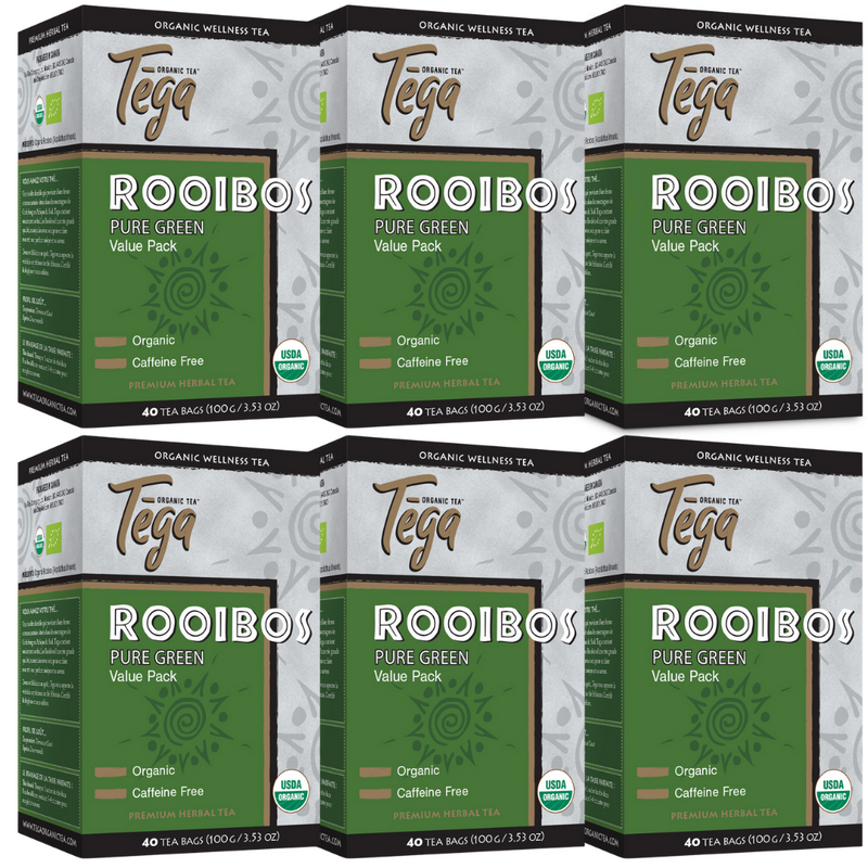 Organic Green Rooibos Value Pack