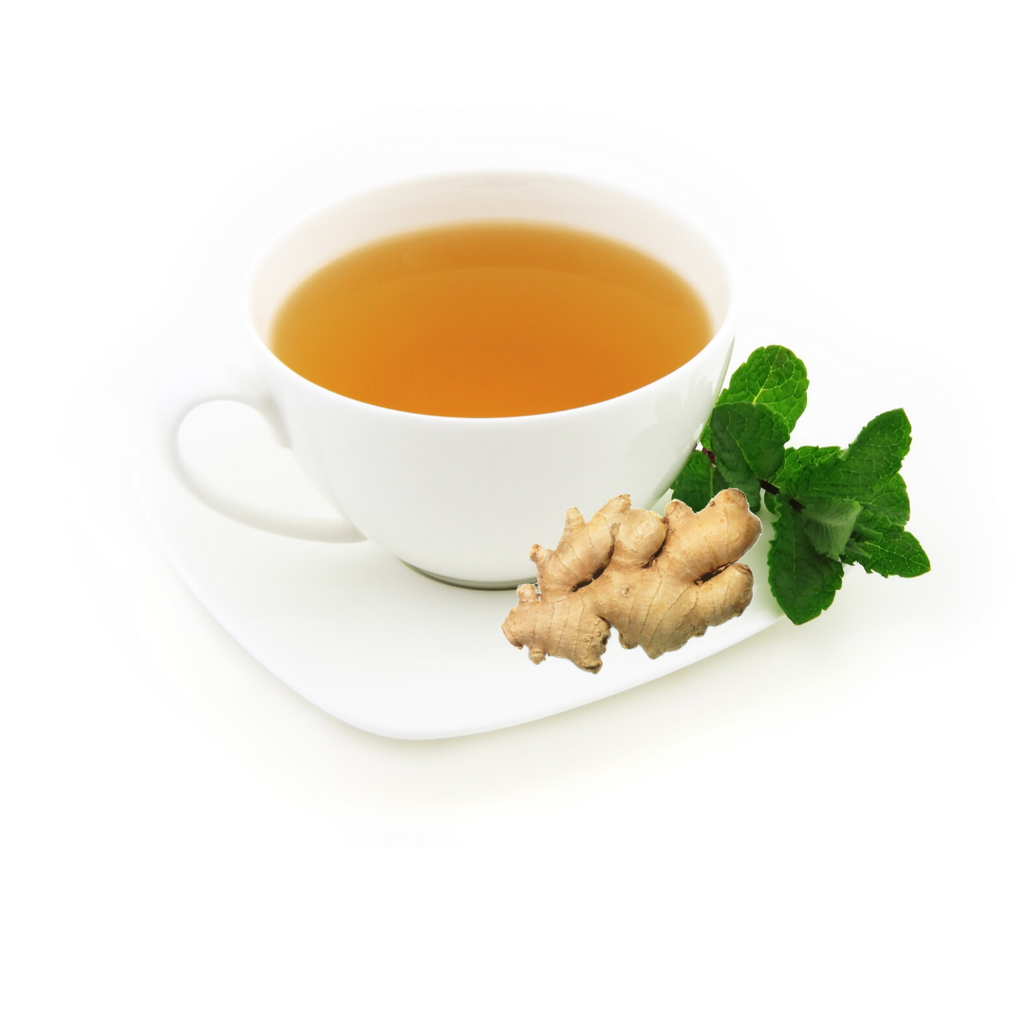 Organic Ginger Mint Herbal Tea