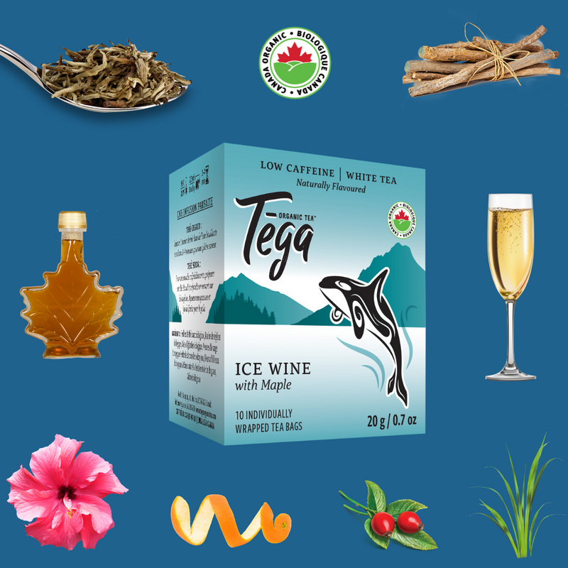 Organic Maple Ice-Wine White Tea