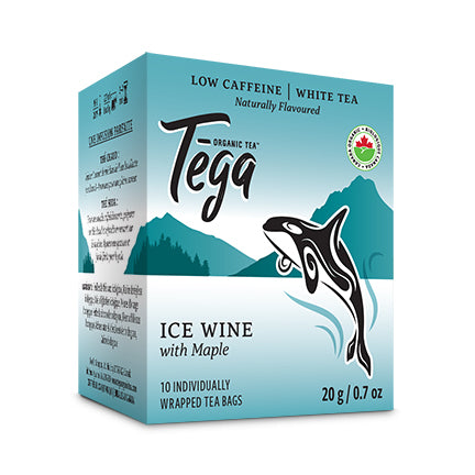 Maple Ice-Wine Tea