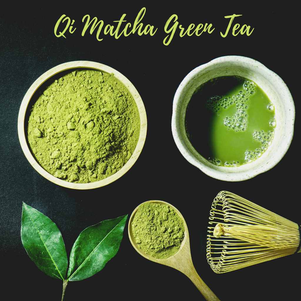 Organic Green tea with Matcha