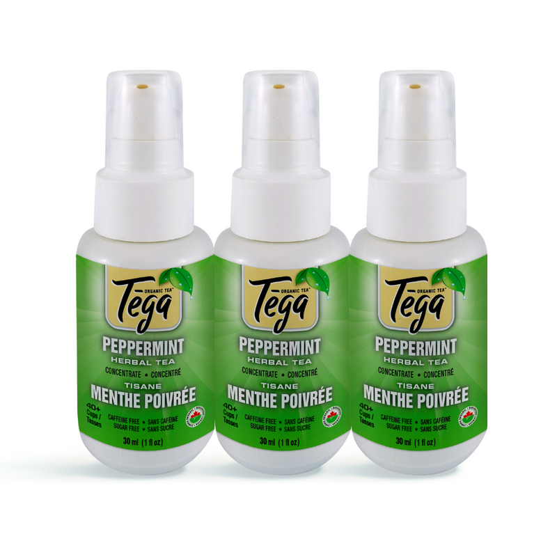 Organic Peppermint Concentrate 30ml / 40+ servings