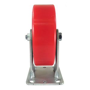 "6"" x 2"" Aluminum wheel Casters -  1 Swivel"