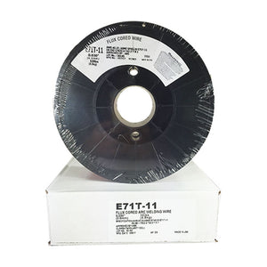 2 x 10lb .030 E71T- 11 Flux Cored Gasless Weld Wire - USA MADE