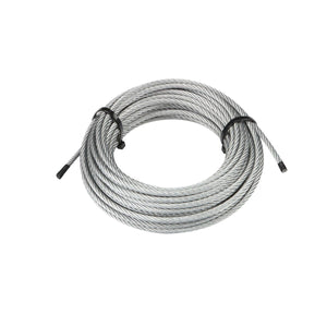 "T-316 Grade 1 x 19 Stainless Steel Cable Wire Rope 5/16"" - 100 ft"