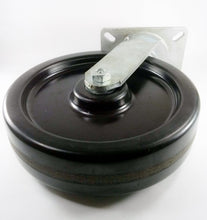 "12"" x 3"" Heavy Duty Phenolic Wheel Caster - Swivel"