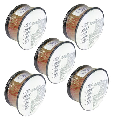 5 x 2lb .035 E71T-11 Flux Cored Gasless Weld Wire 5 Rolls