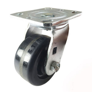 "4"" x 2"" Heavy Duty ""Phenolic wheel"" Caster - Swivel"