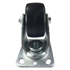 "4"" x 2"" Heavy Duty Plastic Caster - Swivel"