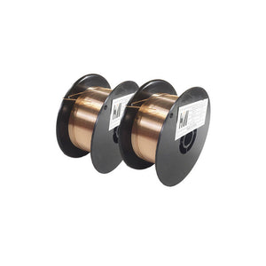 2 X ERCuSi-A .035 X 2 lb Spool Silicon Bronze copper welding wire (2 reels)