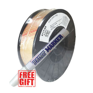 10lb .035 E71T-GS Flux Cored Gasless Steel Weld Wire - USA MADE