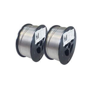 "2 Rolls - Stainless Mig welding wire 316L .030"" X 2 lb"