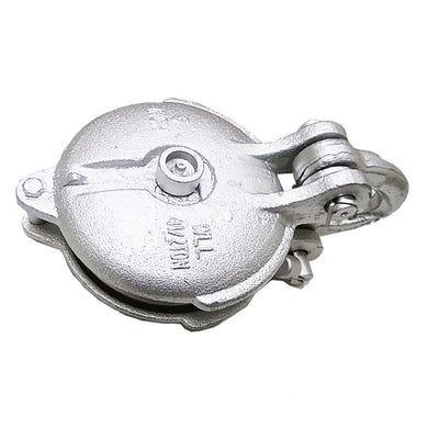 Snatch Block, Yarding Block Wire rope cable pulley for 4.5 Tons - 5