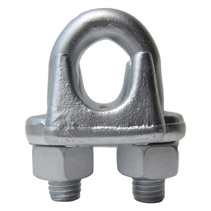 10ea Drop Forged Wire Rope Clips 3/8
