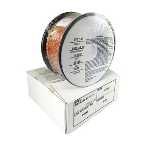 2 x 2lb .035 E71T-11 Flux Cored Gasless Weld Wire - USA MADE