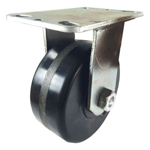 "6"" x 2-1/2"" Heavy Duty ""Phenolic"" Caster - Rigid"