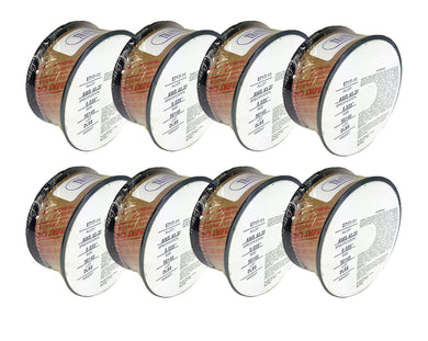 8 x 2lb .035 E71T-11 Flux Cored Gasless Weld Wire 8 Rolls