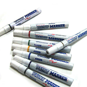 Industrial Paint Marker - Blue (1 lot is 12)