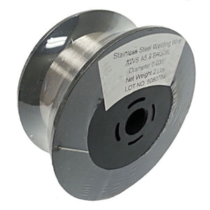 """2 Rolls Stainless Mig welding wire 309L .035/"""" X 2 lb"""