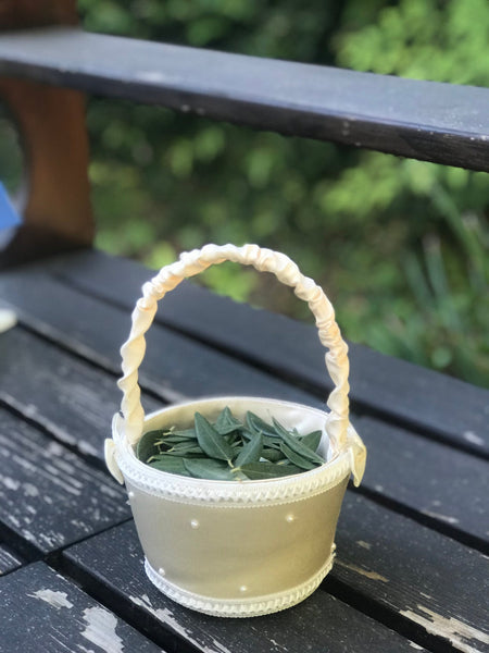 Fresh Olive Leaf Confetti - Wedding Toss or Tea