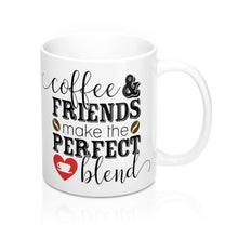 Coffee and Friends Make the Perfect Blend Mug - LDS