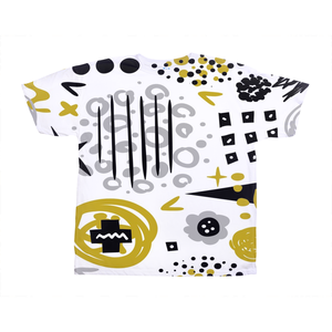Funky All-Over T-Shirt - LDS