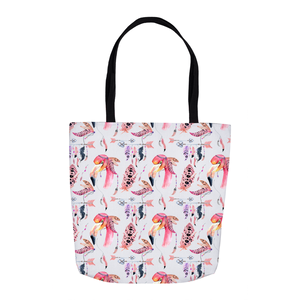 Flamingo Tote Bags - LDS