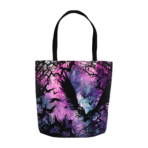 Ravens Tote Bags - LDS