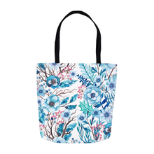 Winter Floral Tote Bags - LDS
